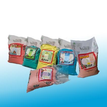 Concimi in polvere solubile per fertirrigazione